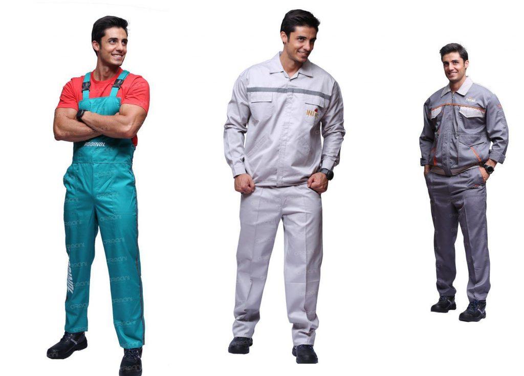 Iranian Workwear